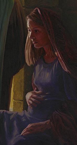 Mary at the Inn