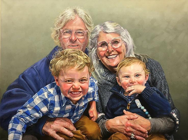 Lee, Carole and the Grandboys