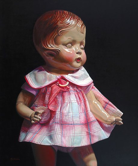 Composition Doll 2