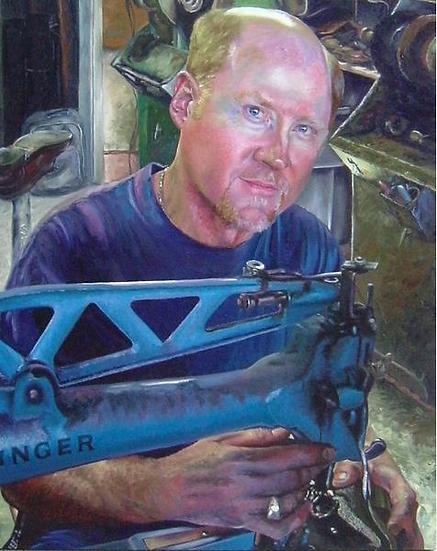Shoe Repairman, Randy