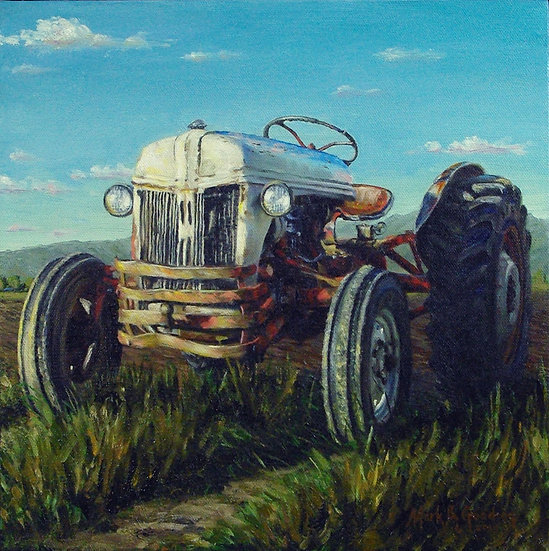 The Old Ford | Greeting Card
