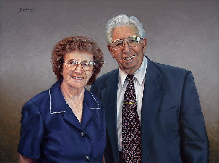 Ben & Lorraine Brough