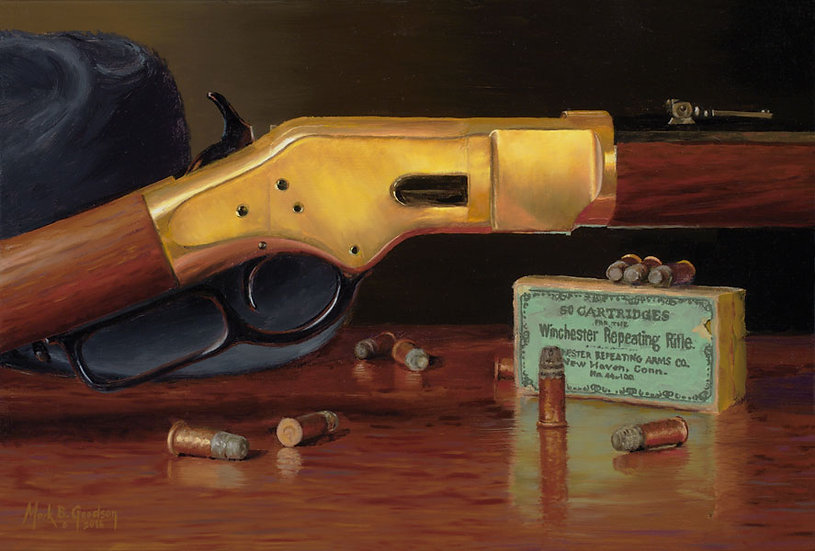 Yellow Boy, Winchester 66