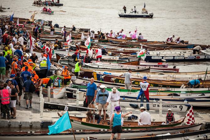 London's Great River Race