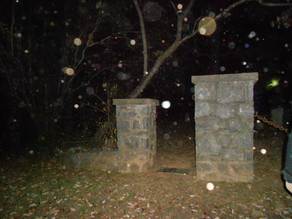 The Founder's Cemetery Orbs