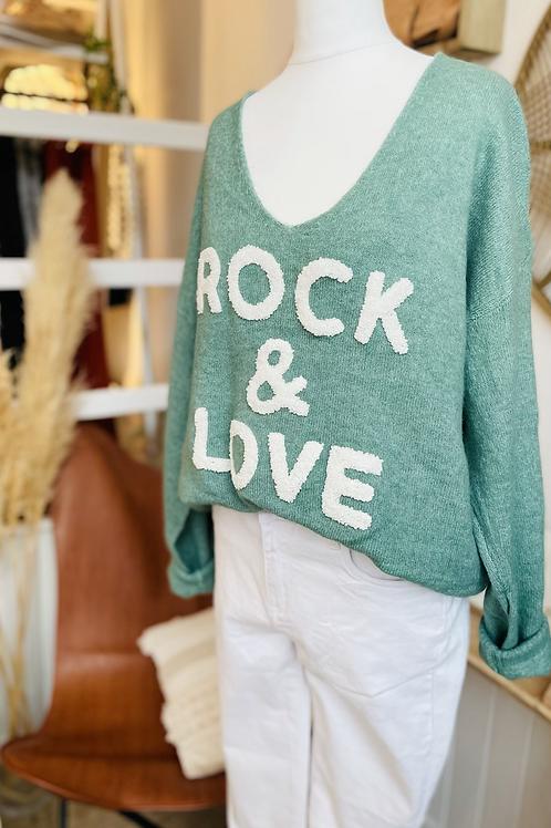 Pull ROCK & LOVE Vert
