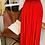 Thumbnail: Jupe bohème Rouge