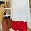 Thumbnail: Short chino Rouge