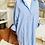 Thumbnail: Chemise oversize Bleu à rayures