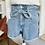 Thumbnail: Short jean ceinturé