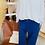 Thumbnail: Chino Bleu électrique