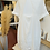Thumbnail: Robe short Blanche