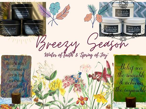 Double 'Breezy Season' Gift Pack