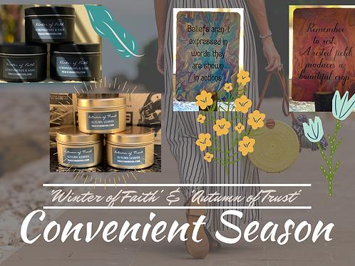 Double 'Convenient Season' Gift Pack