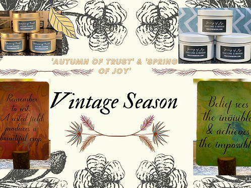 Double 'Vintage Season' Gift Pack
