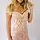 Thumbnail: Lace Fishtail Hem Midi Dress