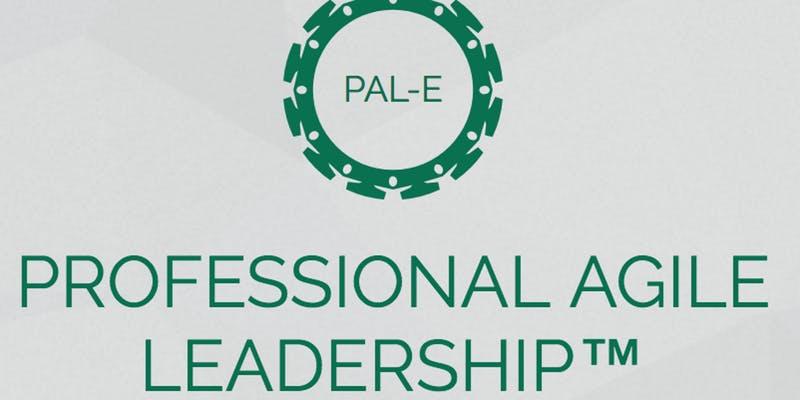 Professional Agile Leadership - Essentials