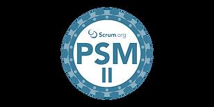 Professional Scrum Master II (PSM II)