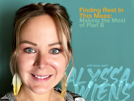 Podcast - Finding Rest in this Mess