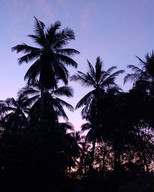 Never tired of that sky... #sunset #batu