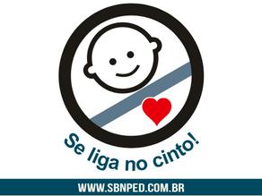"""SBN Ped reforça o projeto """"Se Liga no Cinto"""""""