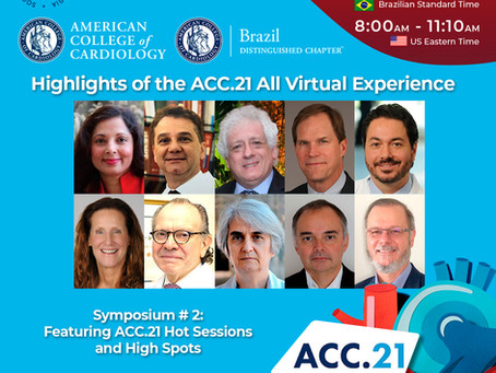 Highlights of the ACC.21 All Virtual Experience