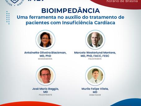 Bioimpedância – Uma ferramenta no auxílio do tratamento de pacientes com Insuficiência Cardíaca