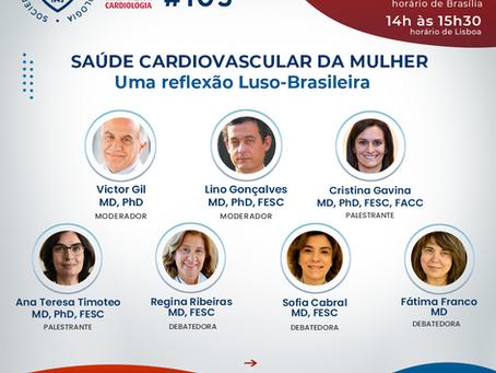 Saúde cardiovascular da mulher - Uma reflexão Luso-Brasileira