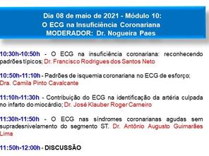 Módulo 10 - O ECG na Insuficiência Coronariana