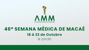 19-10-2021 - 46ª Semana Médica de Macaé - AMM