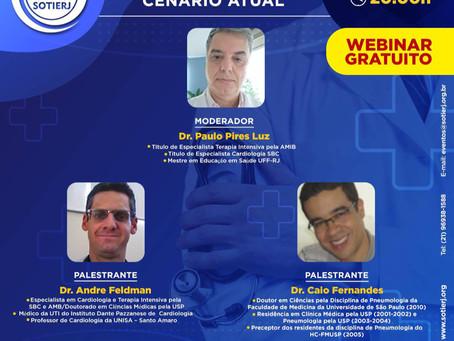 Webinar Sotierj Anticoagulação no Cenário Atual