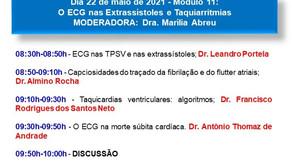 Módulo 11 - O ECG nas Extrassístoles e Taquiarritmias