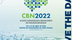 Novas datas para o Congresso Brasileiro de Neurocirurgia (CBN)