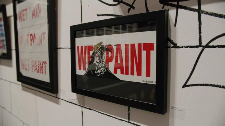 Wet Paint Miami