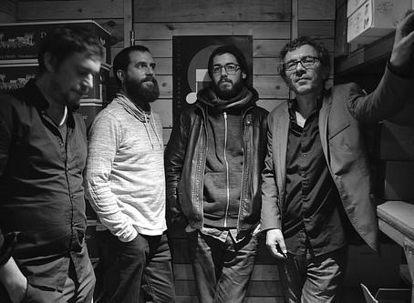 31 octobre // Clément Abraham Quartet