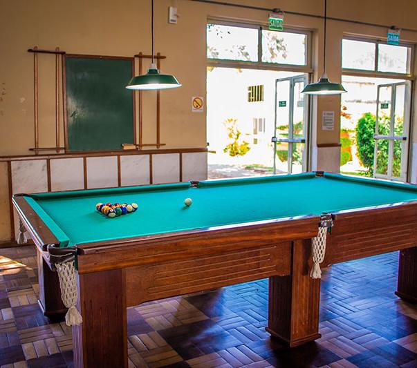 Salão de Convivência