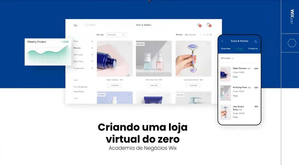 Criando uma loja virtual do zero