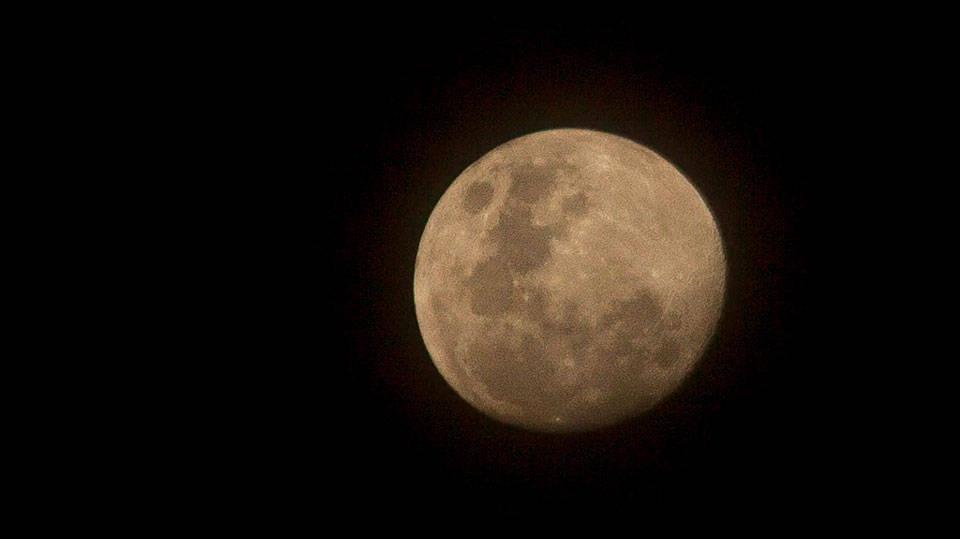 Como Fotografar a Lua
