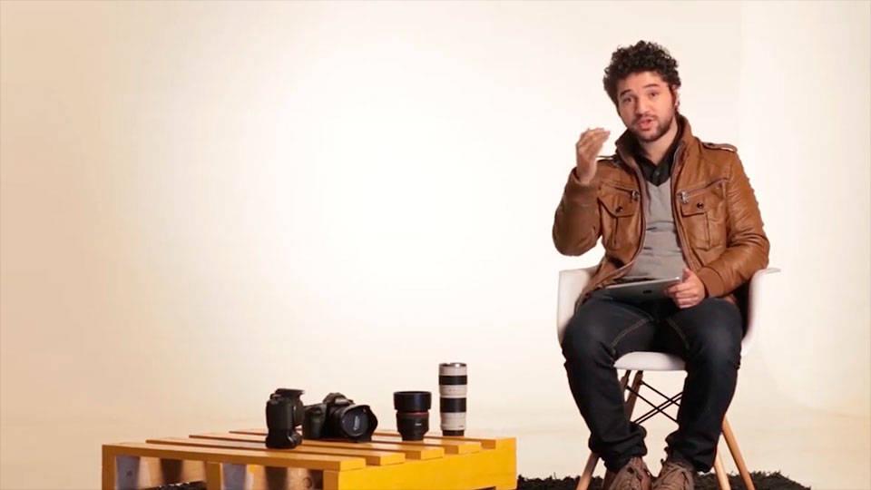 Fotografando Ensaios Femininos