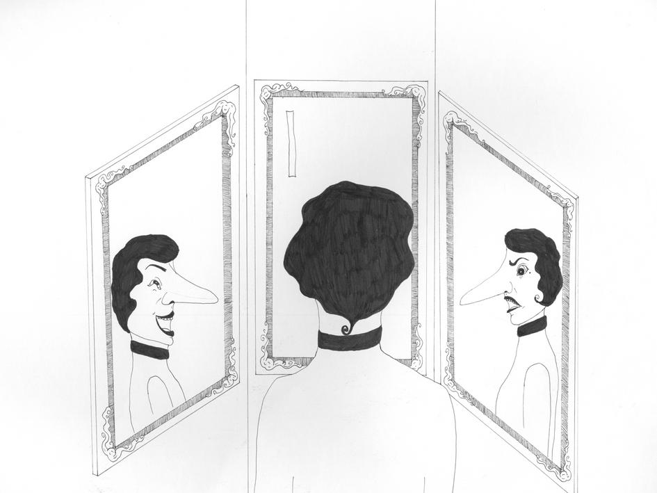 Three faces (2018)