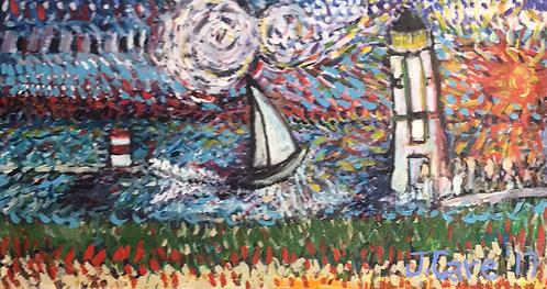 Frankfort Lighthouse, Michigan