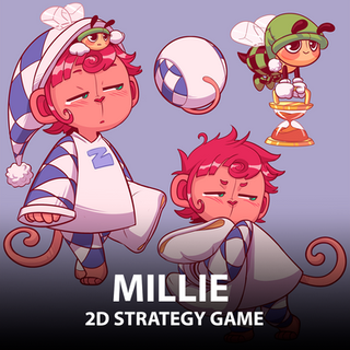 Imagens dos cards - character designs -