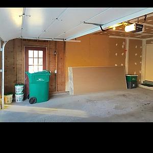Garage + Exterior