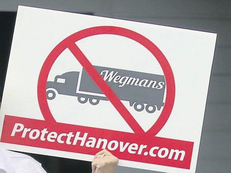 Wegmans Distribution Center Press Release
