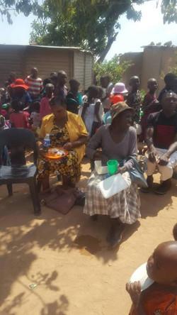 Feeding the multitudes 2