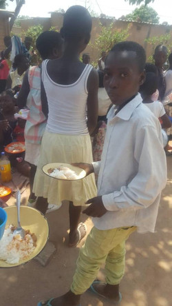 Feeding the multitudes