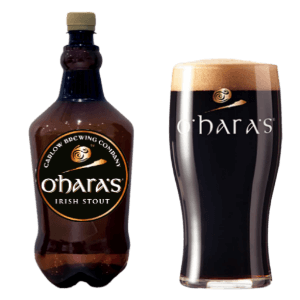 O'HARA'S  IRISH STOUT  4.1°