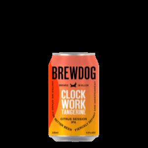 BREWDOG CLOCK WORK