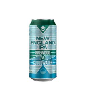 NEW ENGLAND IPA BREWDOG VS CLOUDWATER