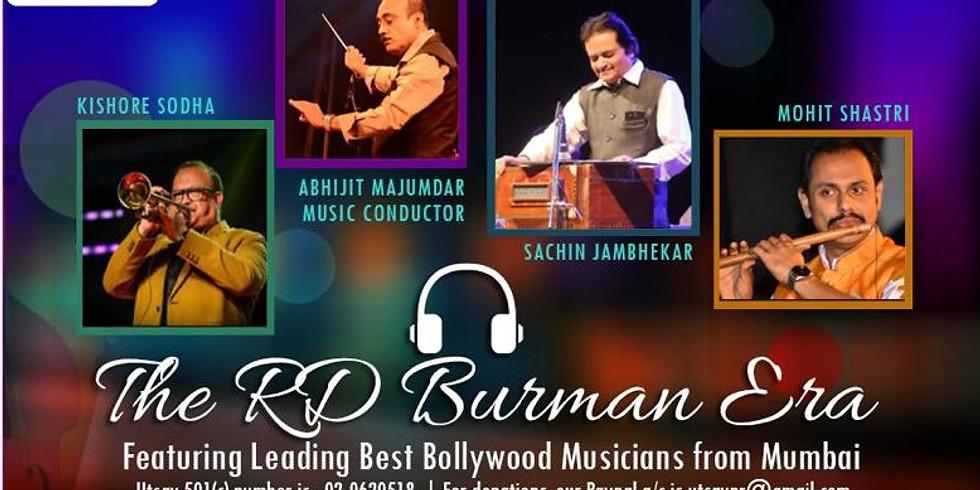 The Burman Era: Utsav Charity Concert